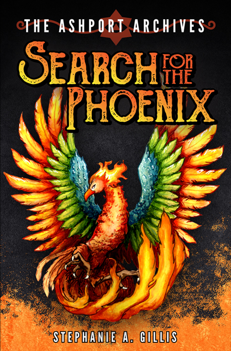 Search for the Phoenix Cover