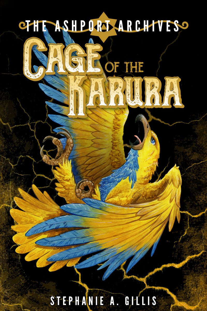 Cage of the Karura Cover (TBD)